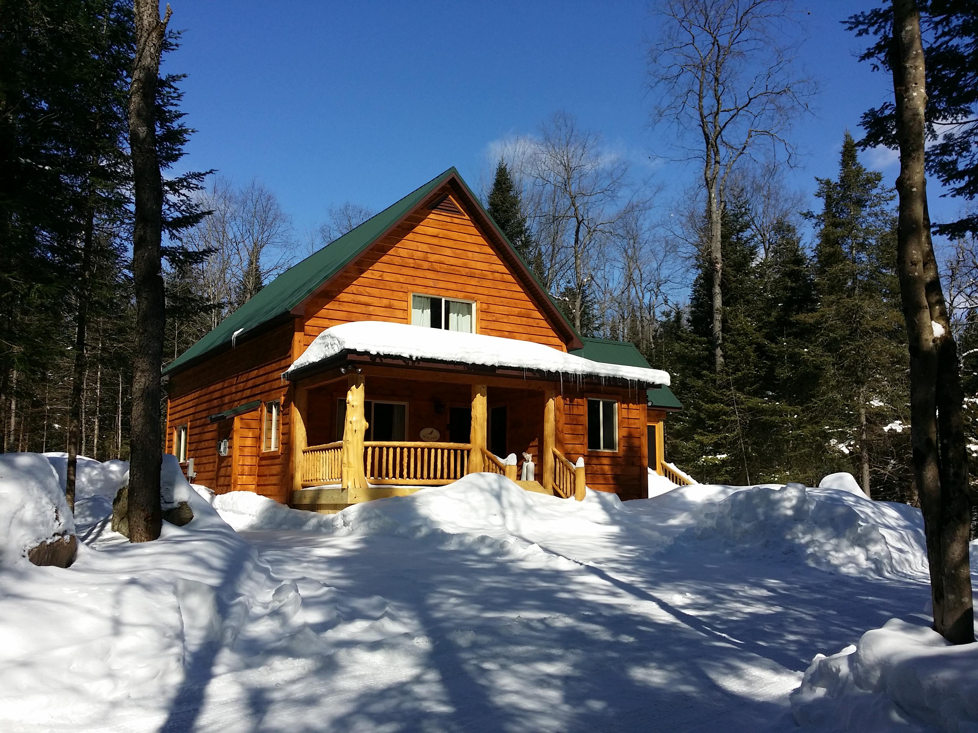 Tall pines properties adirondack cabins adirondack for Adirondack cabin builders
